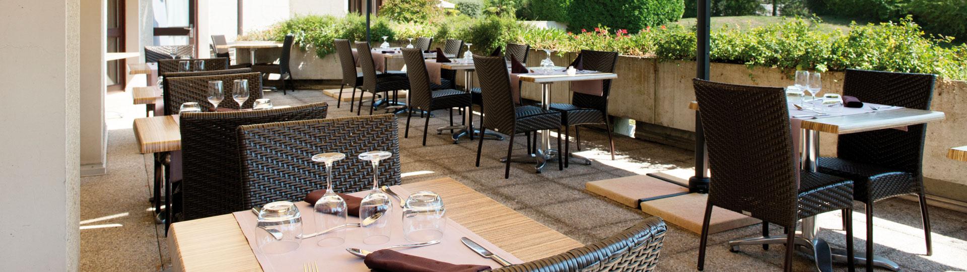 Restaurant Villa Marlioz