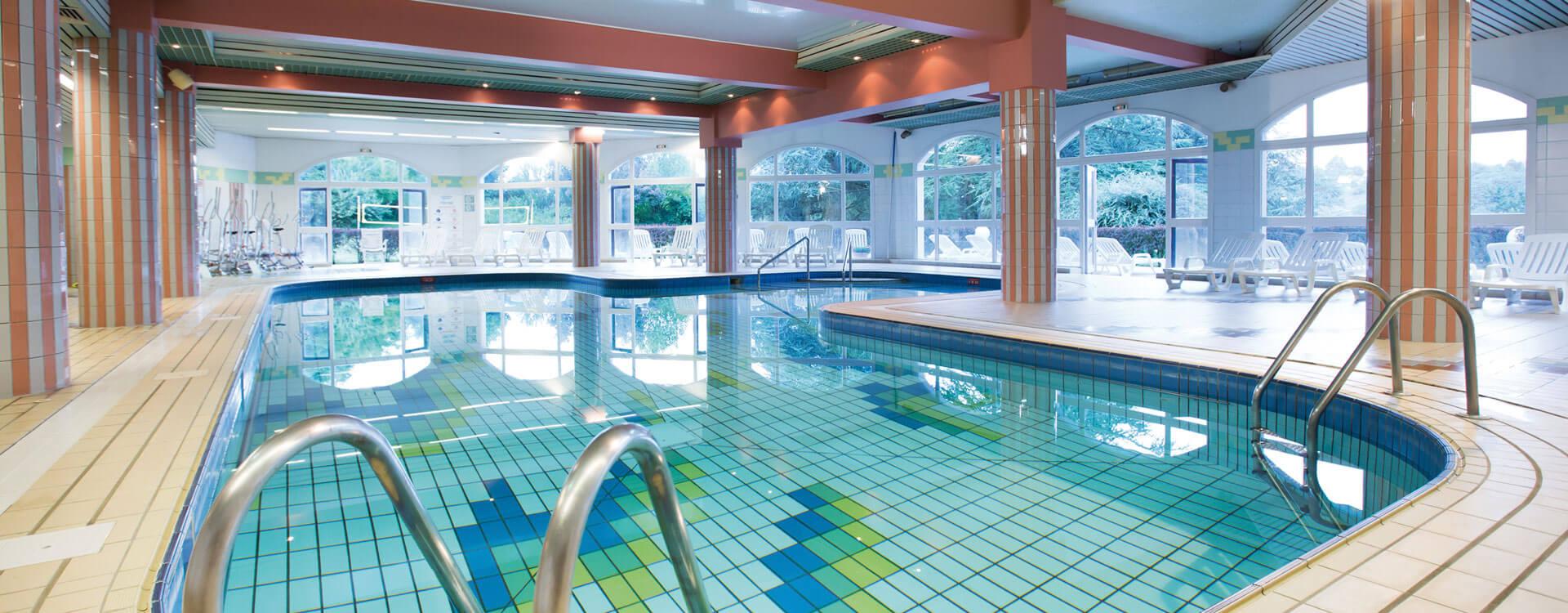 Espace aquatique - Hôtel & spa*** La Villa Marlioz à Aix-les-Bains