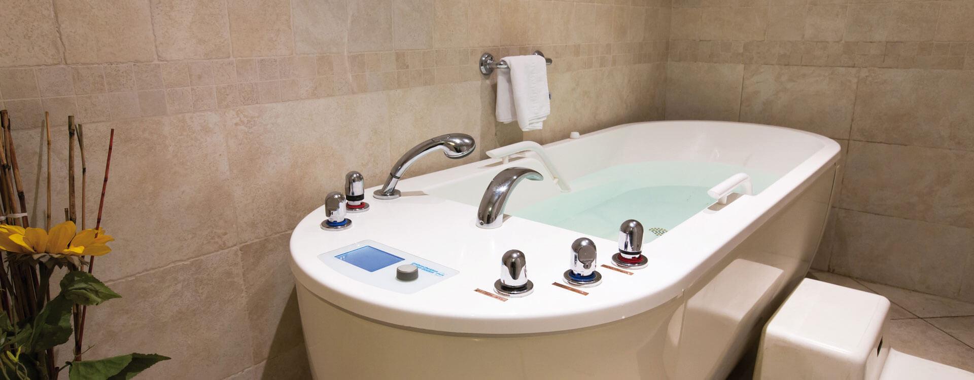Spa - Hôtel & spa*** La Villa Marlioz à Aix-les-Bains