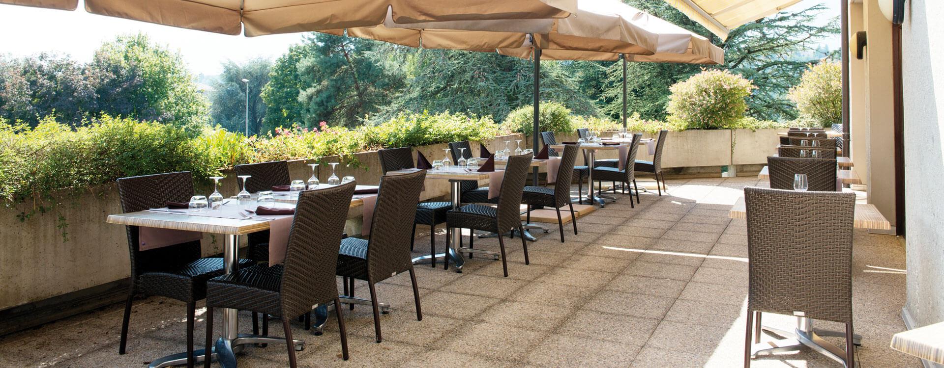 Restaurant - Hôtel & spa*** La Villa Marlioz à Aix-les-Bains