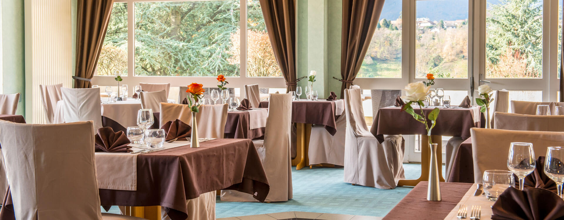Evénements privés - Hôtel & spa*** La Villa Marlioz à Aix-les-Bains