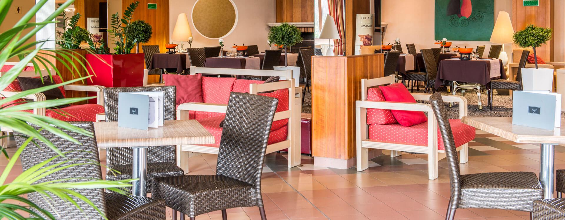 Bar - Hôtel & spa*** La Villa Marlioz à Aix-les-Bains
