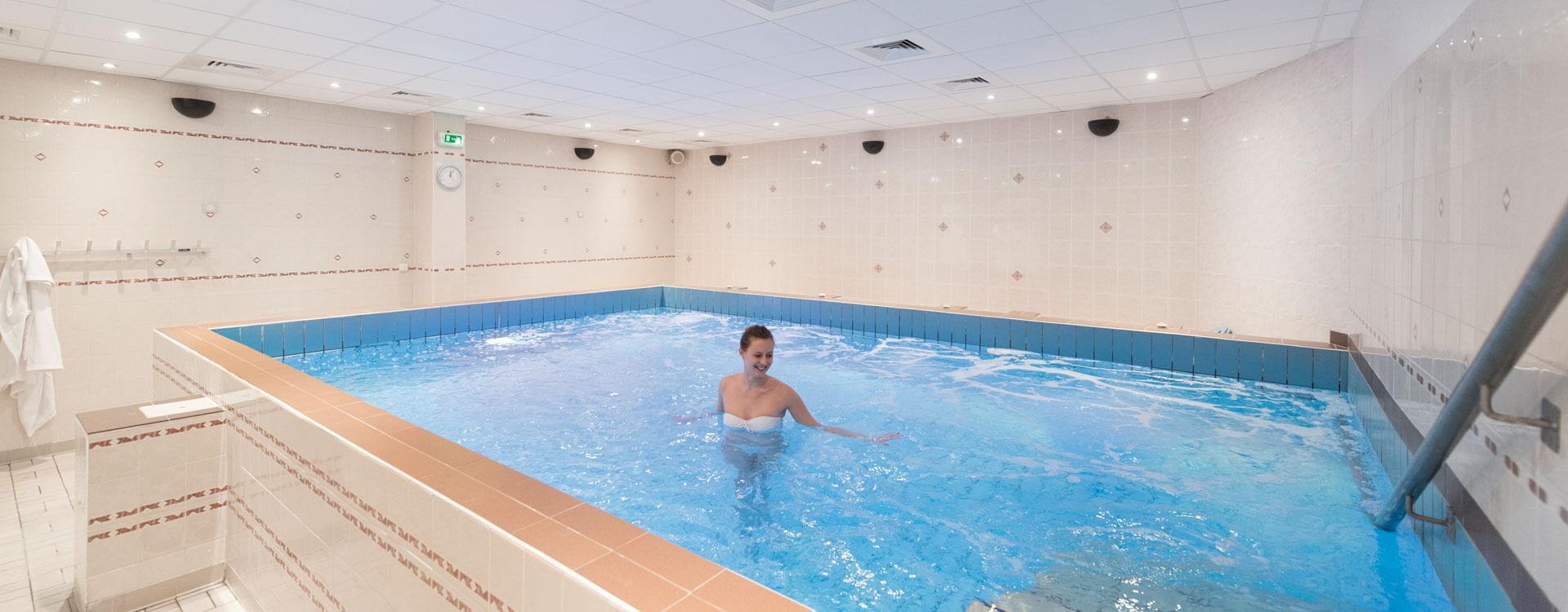Cure - Hôtel & spa*** La Villa Marlioz à Aix-les-Bains
